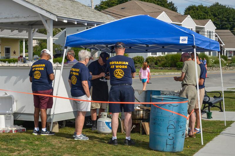 Rotarians Fools Rules Regatta 2015 Jamestown, Rhode Island