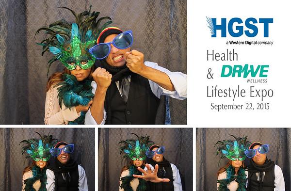 HGST Health & Lifestyle Expo 9.22.15 Photo Strips