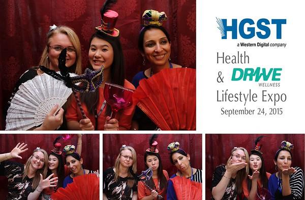 HGST Health & Lifestyle Expo 9.24.15 Photo Strips