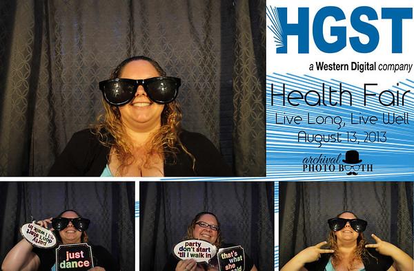 HGST Health Fair 8.13.13 Photo Strips