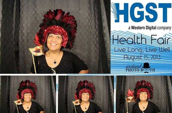 HGST Health Fair 8.15.13 Photo Strips
