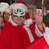 Lucha Libre Santa.