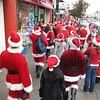 Santa Con hits the streets.