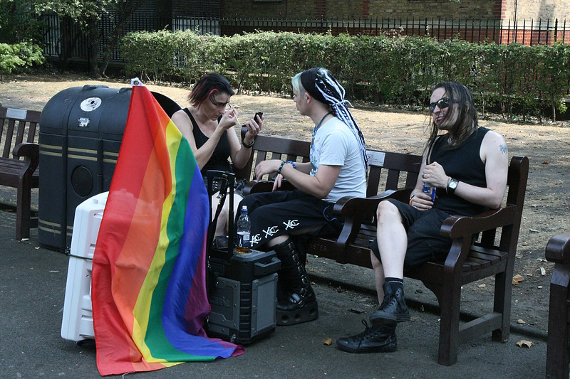 Queer Alternative at Pride In London 2018