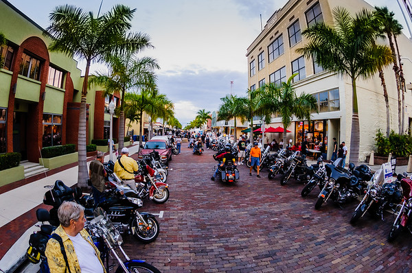 Ft. Myers Bike Night March 11, 2012