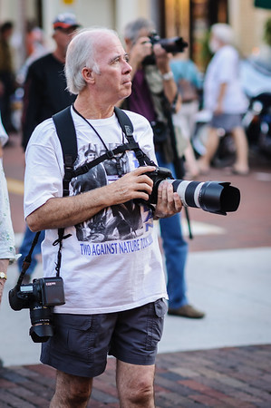 Joe Fitzpatrick, co-host of photowalk