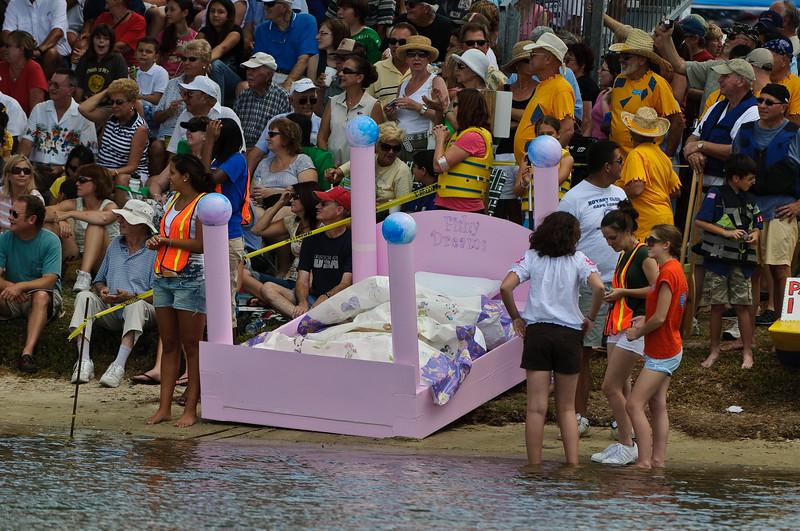 Cape Coral Cardboard Boat Regatta 2009