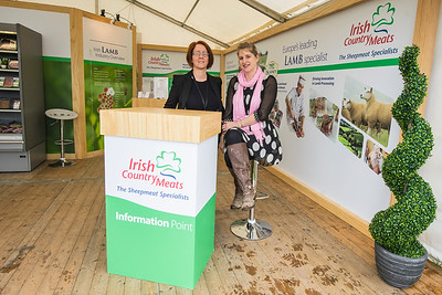 Irish Country Meats - Major Sponsor at the Golden Shears World Championships.