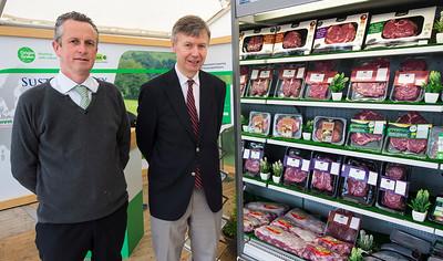 Irish Country Meats - Major Sponsor at the Golden Shears World Championships.