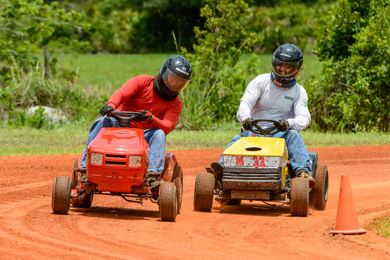 2012 Grasscar Lawn Mower Races June 17, 2012