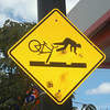 Biker beware (Portland 2005)