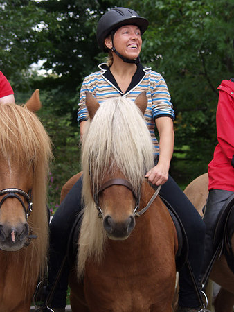 Mill Farm Ladies Ride - 2003