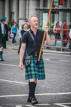 Aberdeen Tartan Day 2012