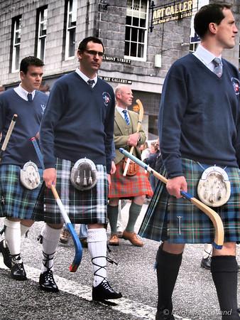 Aberdeen Tartan Day