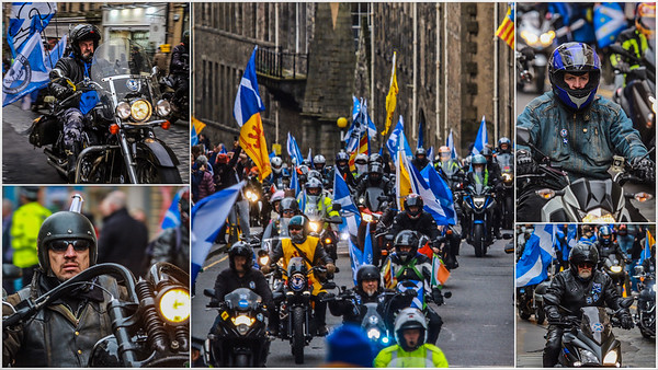 """The """"Yes"""" Bikers"""
