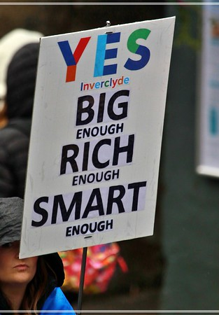 Big Enough, Rich Enough, Smart Enough