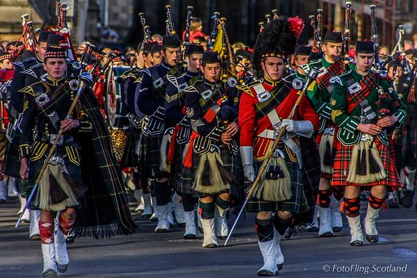 Beat Retreat - Edinburgh Castle