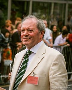 David Todd -  Cavalcade Organiser