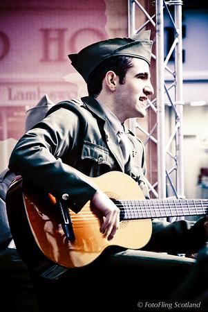Military Guitar