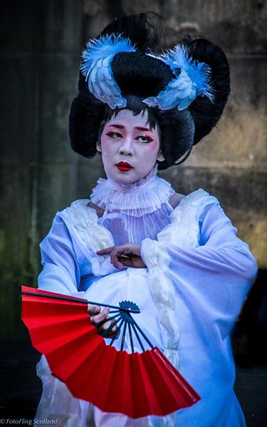 Madame Ming!