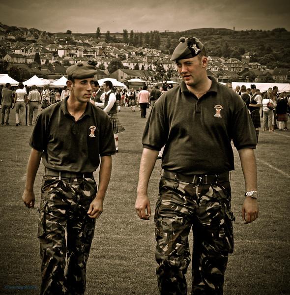 Squaddies European Pipeband Championships 2006  Gourock