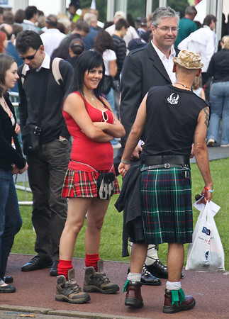 Mini Kilt The Gathering 2009, Edinburgh