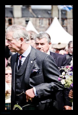 H.R.H  Prince Charles
