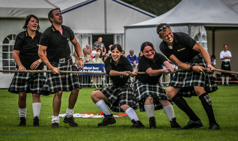Tug O' War<br /> The Gathering 2009, Edinburgh