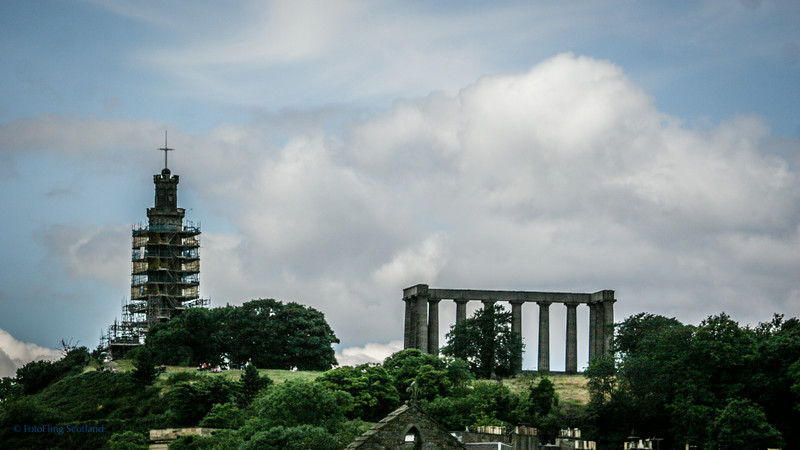 The National Monument, Carlton Hill