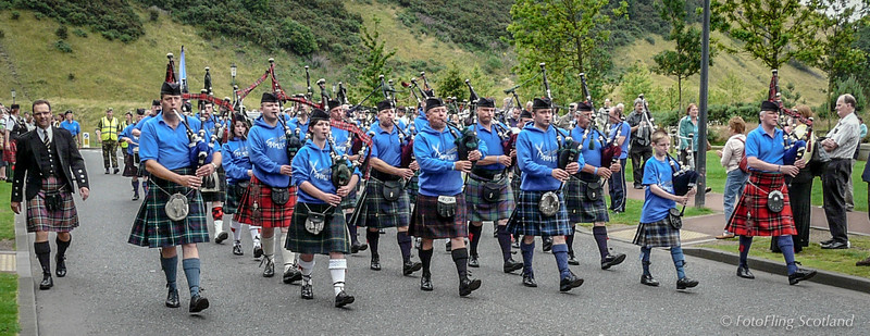 The Pipers' Trail