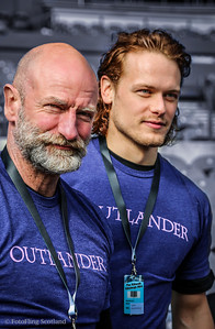 Graham McTavish & Sam Heughan