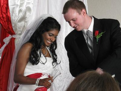 Anita and Graham Wedding