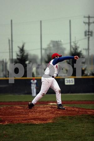 Brownsburg v Plainfield Baseball Cnty Trny