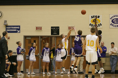 Avon v Brownsburg Boys Basketball