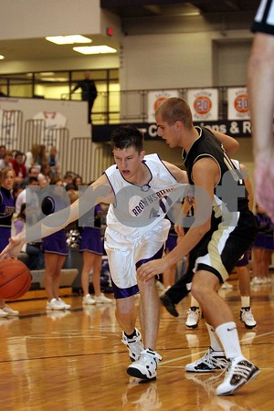 Brownsburg v Mt. Vernon - Boys Basketball