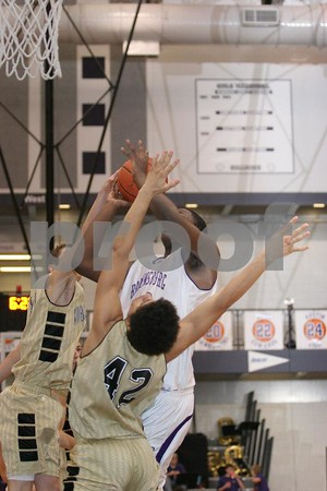 Brownsburg v Noblesville boys Basketball