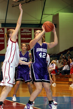 Brownsburg v Plainfield Girls Basketball