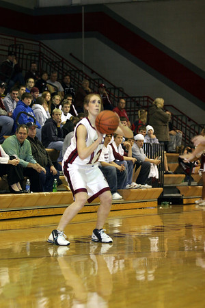 Danville v Lebanon Girls Basketball