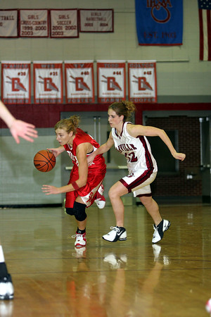 Danville v S. Putnam Girls Basketball
