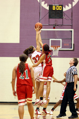 Plainfield at Ben Davis Tourney - Girls Basketball