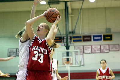 Plainfield v Danville Girls Basketball