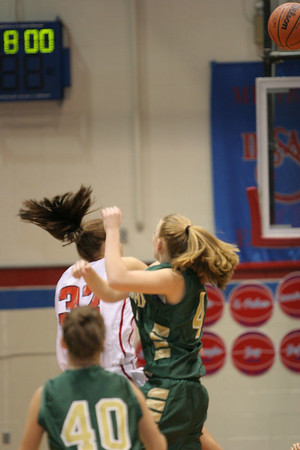 Plainfield v Greenwood Girls Basketball