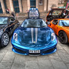 Jaguar-XKR-Ferrari-430-Ford-GT-Front-Sheffield-City-Hall-HDR-1