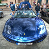 Ferrari-360-Front-Blue-Sheffield-City-Hall-HDR-2