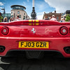 Ferrari-360-Rear-Red-Sheffield-City-Hall