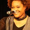 Vocalist Christina Sims