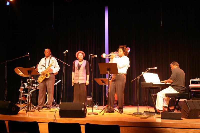 Jazz On Stage in Garland, TX