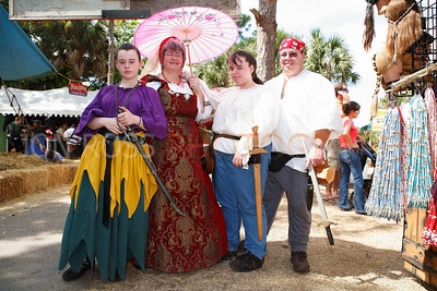 2009 Florida Renaissance Festival