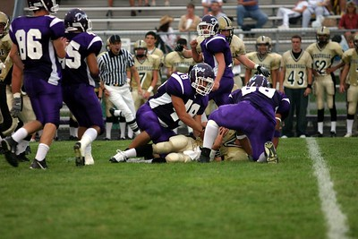 Brownsburg v Noblesville - Football