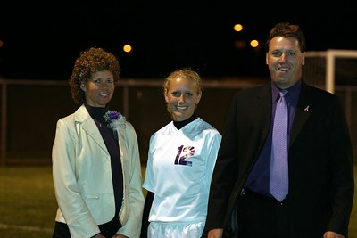 Brownsburg Senior Night - Girls Scr